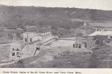 Dalles of the St Croix River / Twin Cities, Water Power
