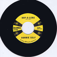 Ronnie Self-Bop-A-Lena/DAIT Cebo-legendario 100mph Rockabilly Clásico