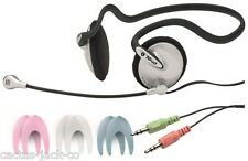 TRUST HS-2250 14880 MULTIMEDIA MULTI-COLOUR HEADSET & MICROPHONE (4 INLAY SETS)