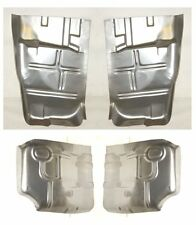 1973-1977 CHEVELLE MONTE CARLO FLOOR PAN SET - Made In The USA - 19 GAUGE