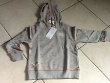 sweat mango 4-5 ans gris