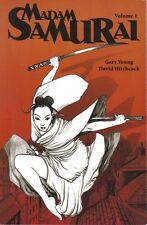 Gary Young & David Hitchcock - MADAM SAMURAI vol. 1