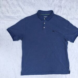 Tommy Bahama Mens Casual Polo Size Large