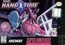 NBA HangTime (Super Nintendo Entertainment System, 1996)