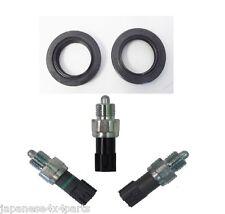 5PC Gearbox Repair Kit Switch Sensor & Seals Transfer Box For Nissan Navara D40