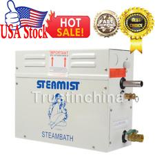 6kw Steam Generator Sauna Bath Spa Shower Controller Full Set Aesthetic St-135 t