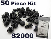 Plastic Trim Clip Kit for Honda S2000- Full Set of Wheel Arch & Undertray Clips