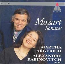 Mozart: Piano Sonatas, K448, K501, K521, K381 Mozart, W.a. Audio CD
