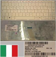 Tastiera Qwerty Italiana eMachines D720 D520 4405C Z06 9J.N1R82.A0E AEZ06I00010