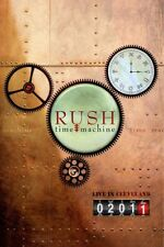 Rush - Time Machine 2011: Live in Cleveland [New Blu-ray]