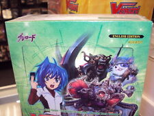 CARDFIGHT!! Vanguard Booster Box VGE-BT07 Rampage of the Beast King NEW English