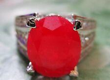 Natürliche Echte Edelstein-Ringe mit Turmalin