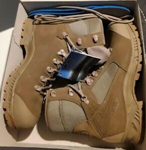 Chaussures de combat trek chaud, Félin, pilote ALAT, militaria, Armée, MEINDL.