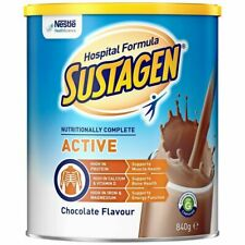 Sustagen Hospital Formula Chocolate Vanilla Bananna 840g