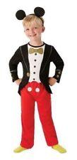 Niños Disney Esmoquin Mickey Mouse Halloween Día Del Libro Disfraz