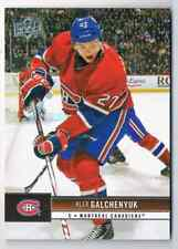 2012-13 UPPER DECK ROOKIE TRADE ALEX GALCHENYUK MONTREAL CANADIENS #TC-3
