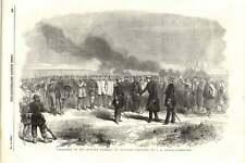 1855 Surrender Of Russian General At Kinburn