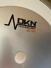 DKN XC-140 Elliptical Cross Trainer Good Condition Grey