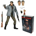 NECA Terminator Ultimate T-800 (Tech Noir) Schwarzenegger 7  Action Figure Toy