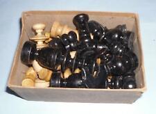 Cadeau Shabby Décorative Antique Vintage French Regency Style en Bois Pièces d'échecs
