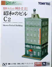 Tomytec N Scale 063-2 Showa Period Building C2