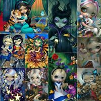 Fairies Butterflies Diamond Painting Kits Full Drill 5D Home Decorations Gifts