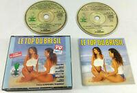 CD Album Le Top du Bresil  2 Cds etat parfait 32 Chansons  Envoi rapide et suivi