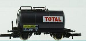 Marklin 82823.1 TOTAL (Simotra- SNCF) Tanker Car VERY RARE Z 1:220 Scale