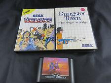 3 Sega Konvolut Spiele in OVP super RARE 3 Sega convolute Games original packing