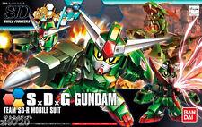 Bandai SxDxG Gundam Build Fighters Try Scale SDBF Model New
