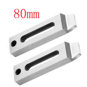 Wire EDM Stainless Jig Holder For Clamp 80x22 M8 Thread CNC Machien Wire Cutter