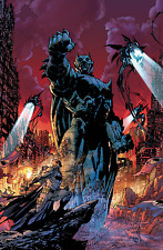 DARK DAYS THE FORGE #1 FOIL COVER DC REBIRTH 1st Print 14/06/17 NM