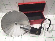 LEICA LEITZ CEYOO FLASH - REFLECTOR - CABLE - BOX - EX COND. REF: CK8569