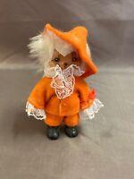 DDR Puppe Trachtenpuppen Katze 12 cm #261