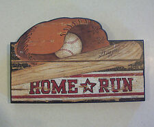 Baseball Wooden Wall Hanging Hobby Lobby