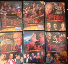 3rd Rock From the Sun Complete Series ~ Season 1-6 (1 2 3 4 5 6) ~ NEW DVD SETS