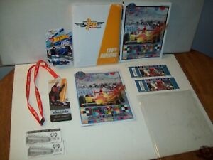 2010 / 2016 INDY 500 Programs and Ticket Stubs Race Lot...........Very Nice