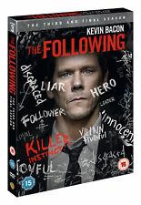 The Following - Season 3 (DVD)