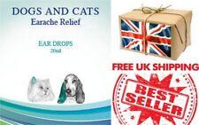 Earache relief best dog & cat ear drops