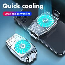 H15 UNIVERSAL COOLING FAN RADIATOR PORTABLE MOBILE GAME PHONE COOLER