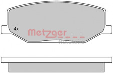 Bremsbelagsatz Frein À Disque-NK 225201