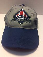 Staten Island Yankees Adjustable Gray Baseball Hat Cap Strapback Signed