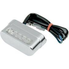 Drag Specialties  Universal Chrome Led License Plate Light  2030-0579