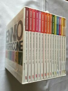 Ennio Morricone The Complete Edition 2008-15cd New Edition! (Authentic no China)