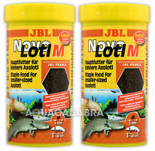 JBL NovoLotl M 250 Ml Complete Feed for Small Axolotl