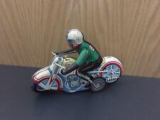 Motorrad Spielzeug Blechspielzeug Made In Korea,