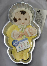 Cute Baby Cake Pan from Wilton 8461