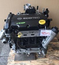 Motor 1.4i 66kW Z14XEP OPEL TIGRA ASTRA MERIVA CORSA 56TKM KOMPLETT