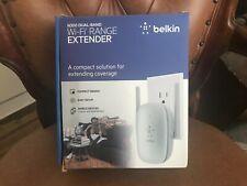 BELKIN N300  Dual Band Wireless Wi-Fi Range Extender