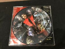 Michael Jackson Thriller Rare Rock Pop LP Picture Record Vinyl LP Album